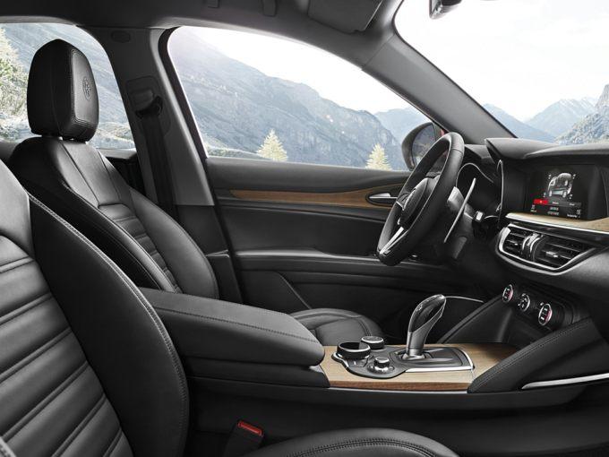 Alfa Romeo Giulia Interior >> 2018 Alfa Romeo Stelvio For Sale | Review and Rating