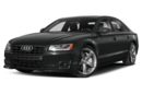 3/4 Front Glamour 2018 Audi A8