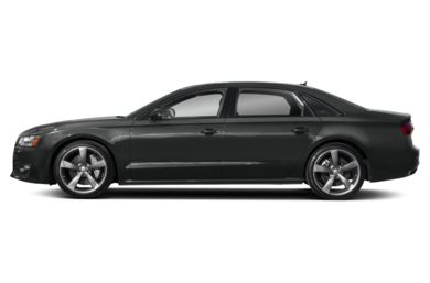 90 Degree Profile 2018 Audi A8