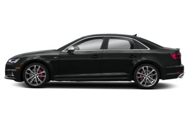 90 Degree Profile 2019 Audi S4