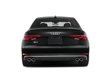 Rear Profile  2019 Audi S4