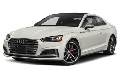 3/4 Front Glamour 2019 Audi S5
