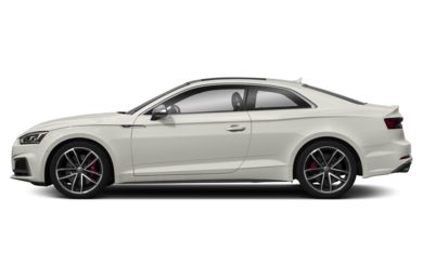 90 Degree Profile 2019 Audi S5