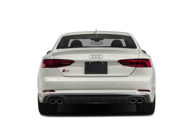 Rear Profile  2019 Audi S5