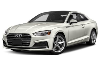 3/4 Front Glamour 2019 Audi A5