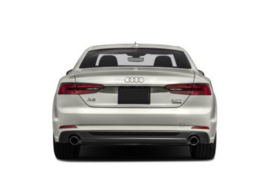 Rear Profile  2018 Audi A5