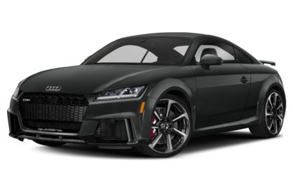 3/4 Front Glamour 2019 Audi TT RS