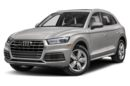 3/4 Front Glamour 2018 Audi Q5