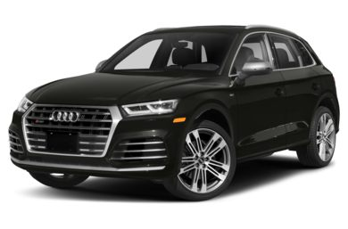 3 4 Front Glamour 2018 Audi Sq5