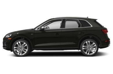 90 Degree Profile 2018 Audi Sq5