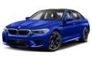 3/4 Front Glamour 2018 BMW M5