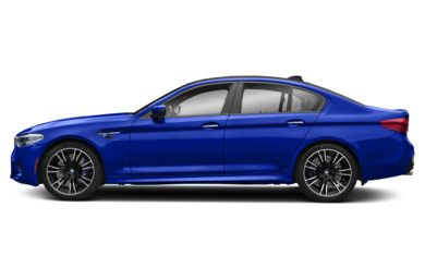 90 Degree Profile 2019 BMW M5