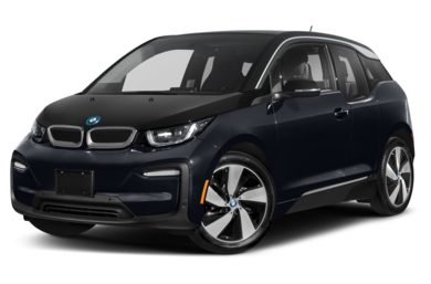 3/4 Front Glamour 2018 BMW i3