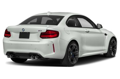 3/4 Rear Glamour  2018 BMW M2