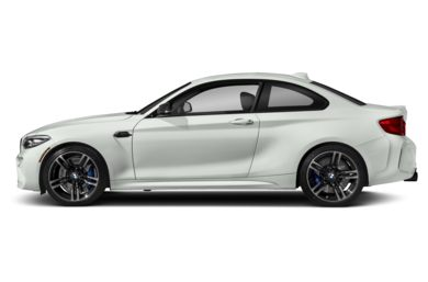 90 Degree Profile 2018 BMW M2