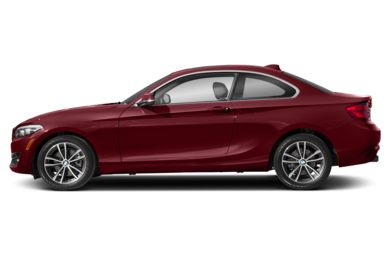 90 Degree Profile 2019 BMW 2-Series