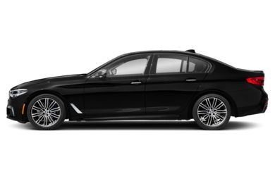 90 Degree Profile 2018 BMW M550