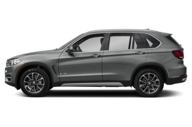 90 Degree Profile 2018 BMW X5