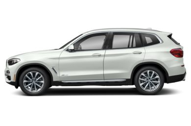 90 Degree Profile 2019 BMW X3