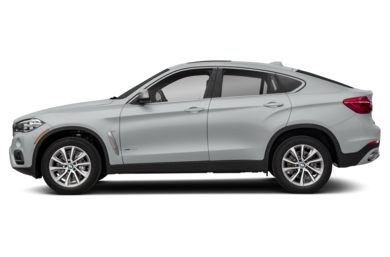 90 Degree Profile 2018 BMW X6