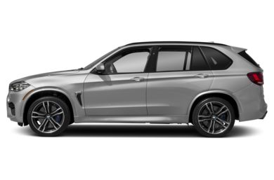90 Degree Profile 2018 BMW X5 M