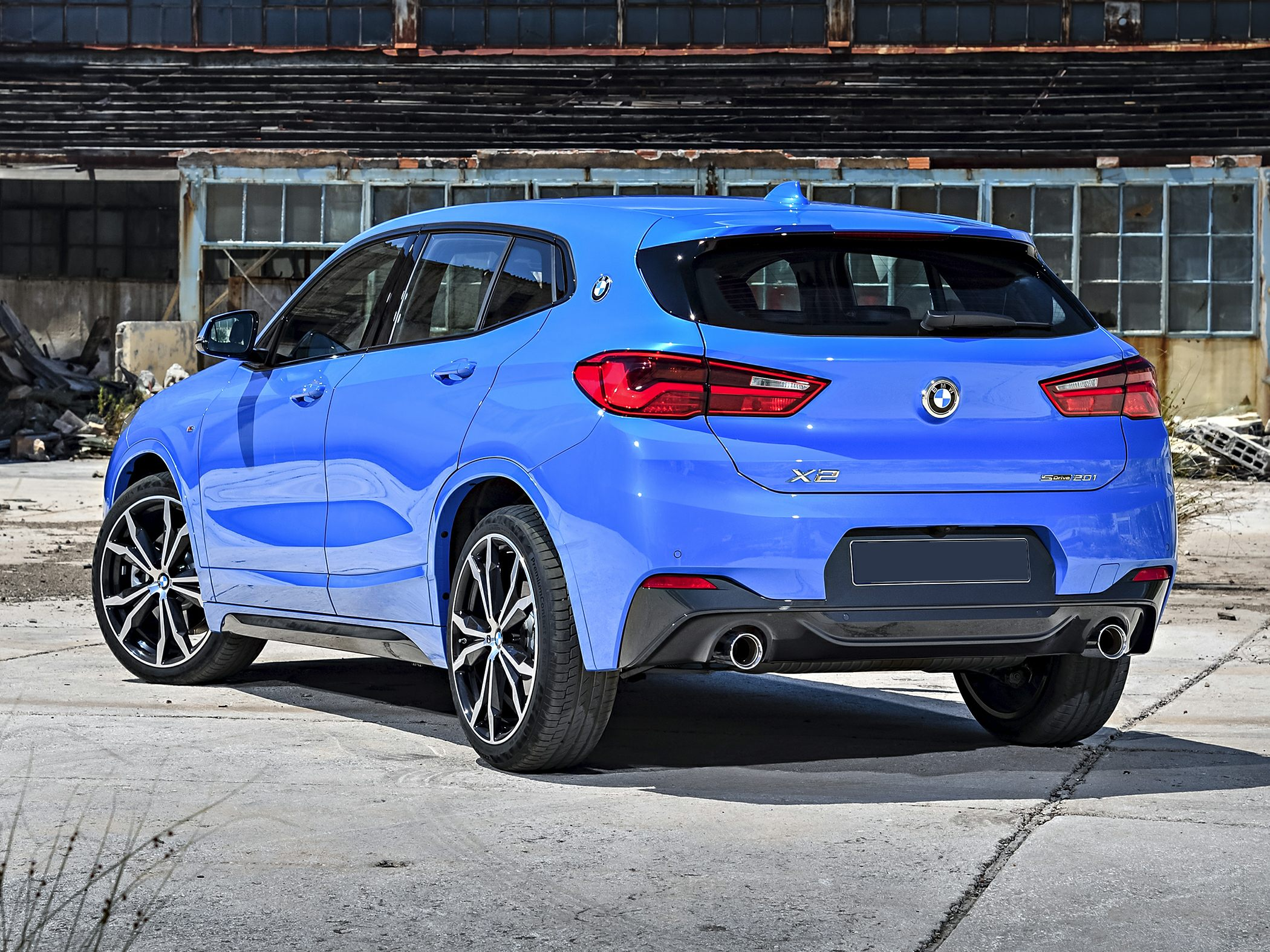 See 2018 BMW X2 Color Options - CarsDirect