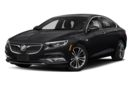 3/4 Front Glamour 2019 Buick Regal
