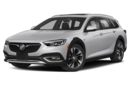 3/4 Front Glamour 2018 Buick Regal TourX