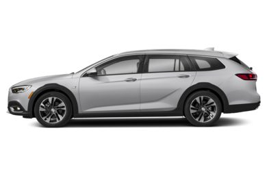 2018 Buick Regal TourX Styles & Features Highlights