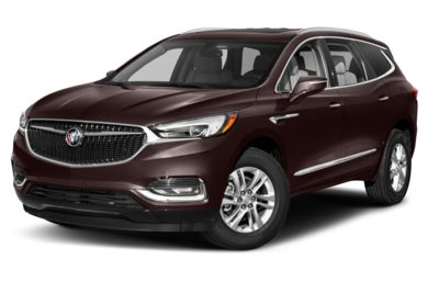 see 2018 buick enclave color options carsdirect. Black Bedroom Furniture Sets. Home Design Ideas