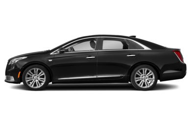 90 Degree Profile 2019 Cadillac XTS