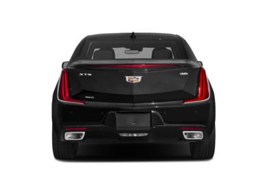 Rear Profile  2019 Cadillac XTS