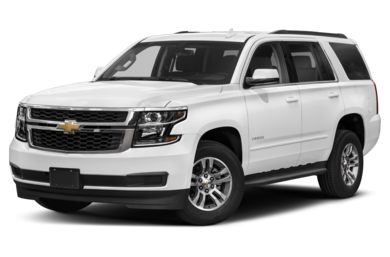 3/4 Front Glamour 2018 Chevrolet Tahoe