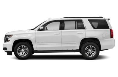 2018 Chevrolet Tahoe Styles & Features Highlights