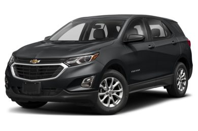 3/4 Front Glamour 2018 Chevrolet Equinox