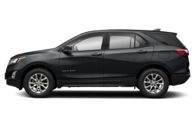 90 Degree Profile 2018 Chevrolet Equinox