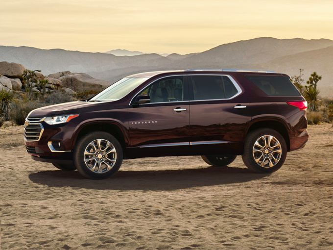 2019 Chevrolet Traverse Deals, Prices, Incentives & Leases ...