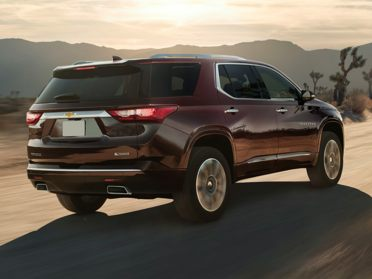 2020 Chevrolet Traverse Release Date And Price >> Chevrolet Traverse By Model Year Generation Carsdirect