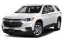 3/4 Front Glamour 2019 Chevrolet Traverse