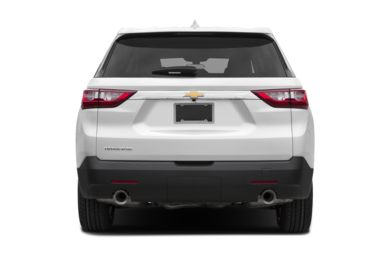 Rear Profile  2019 Chevrolet Traverse