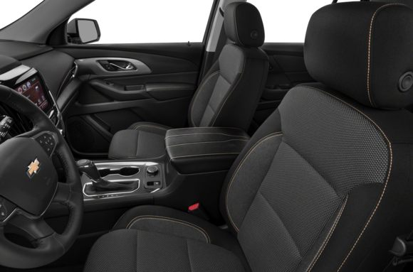 2019 chevrolet traverse deals prices incentives leases overview carsdirect for Traverse high country interior