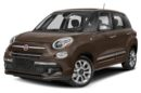 3/4 Front Glamour 2018 FIAT 500L