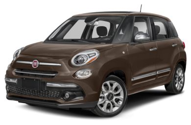 3/4 Front Glamour 2019 FIAT 500L