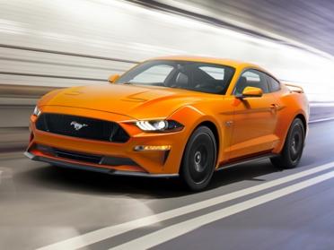 View 2020 Mustang Interior