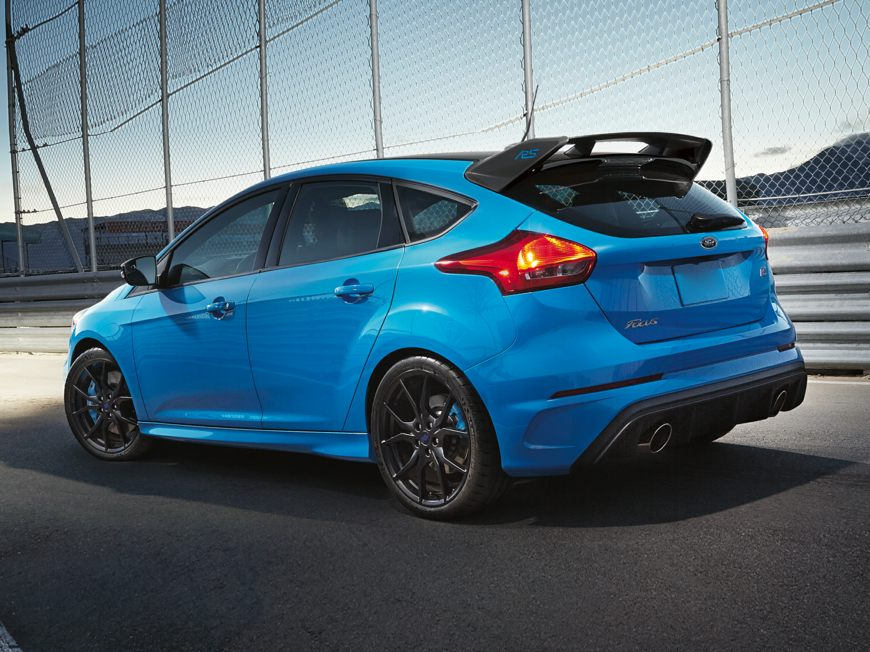 2018 ford focus-rs