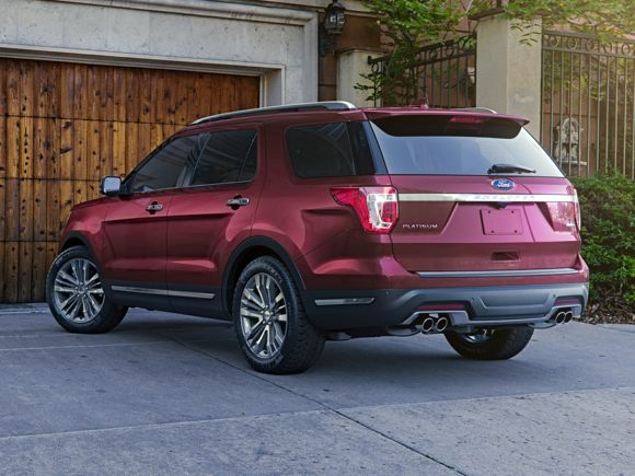ford explorer deals prices incentives leases overview carsdirect