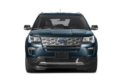 grille 2019 ford explorer