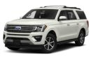 3/4 Front Glamour 2018 Ford Expedition