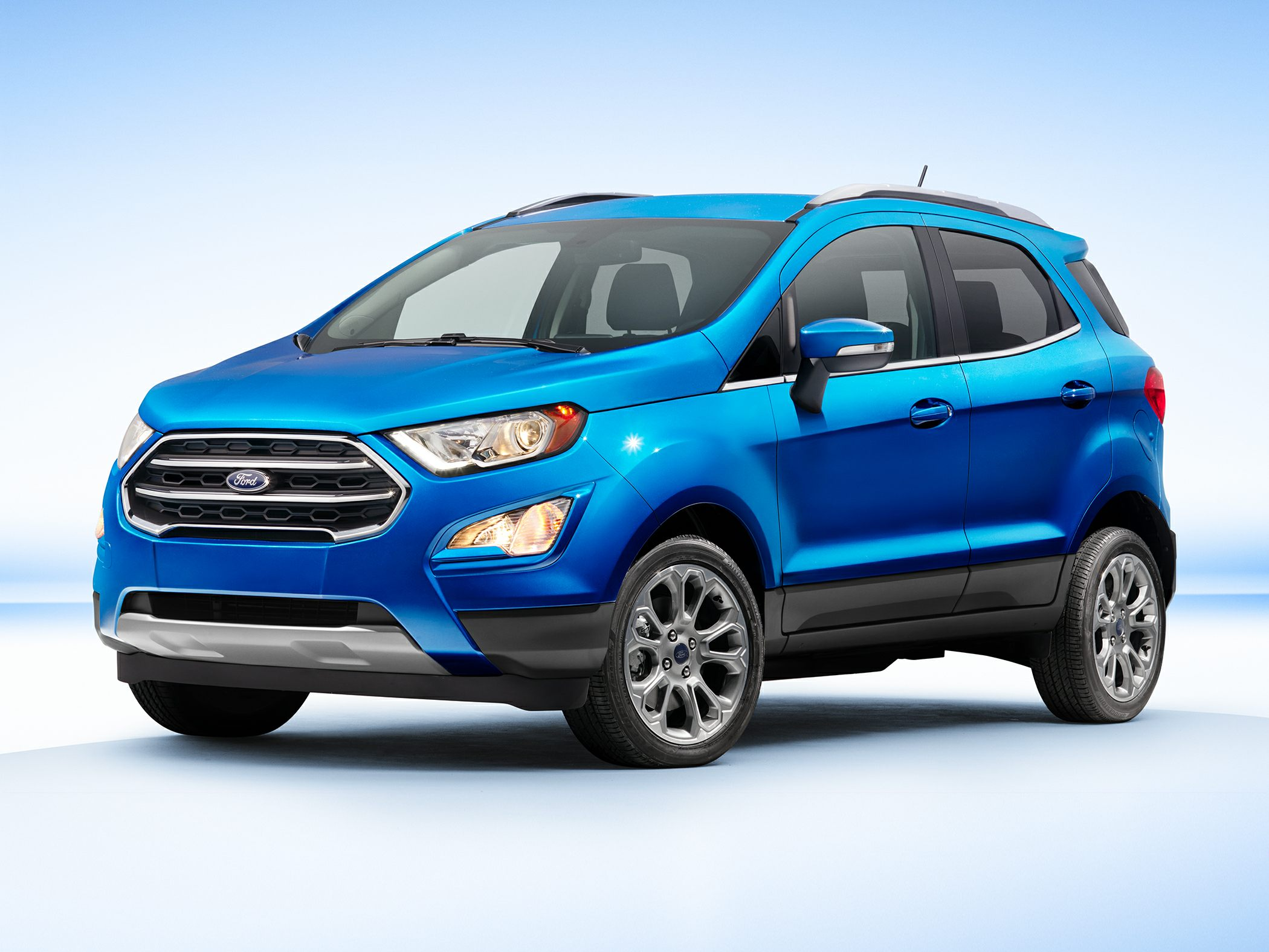 2019 Ford Ecosport Deals Prices Incentives Leases Overview