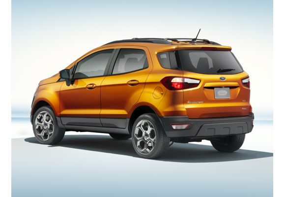 2018 Ford Ecosport Pictures Amp Photos Carsdirect